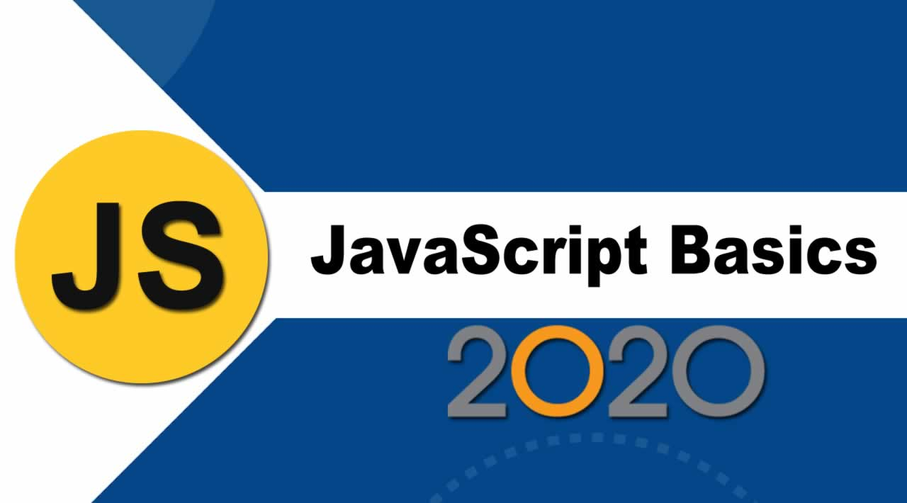 Learn JavaScript Basics in 2020