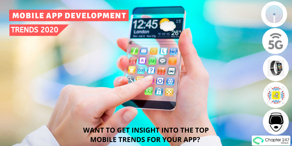 Want to explore top mobile application trends for 2020?