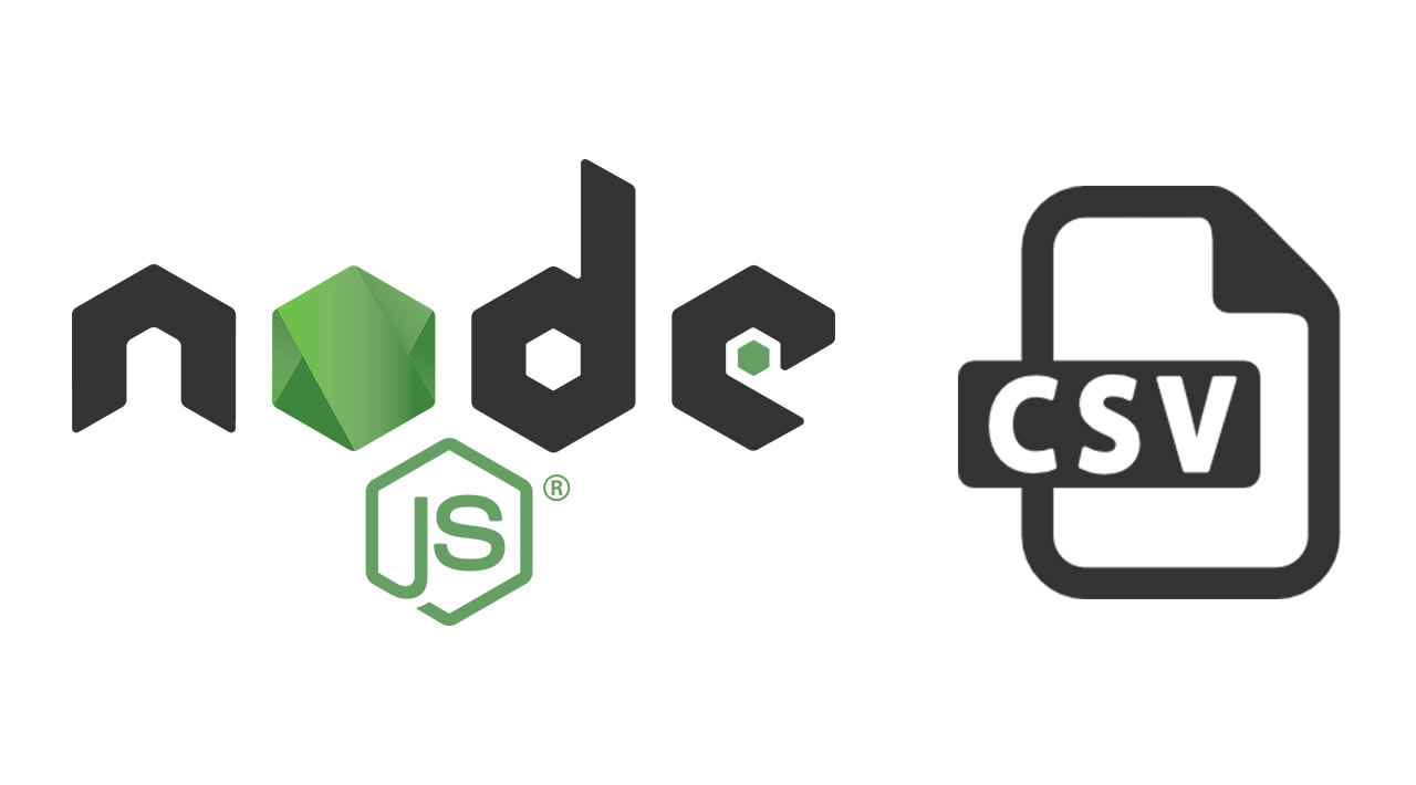 How to Read and Write a CSV file with Node.js
