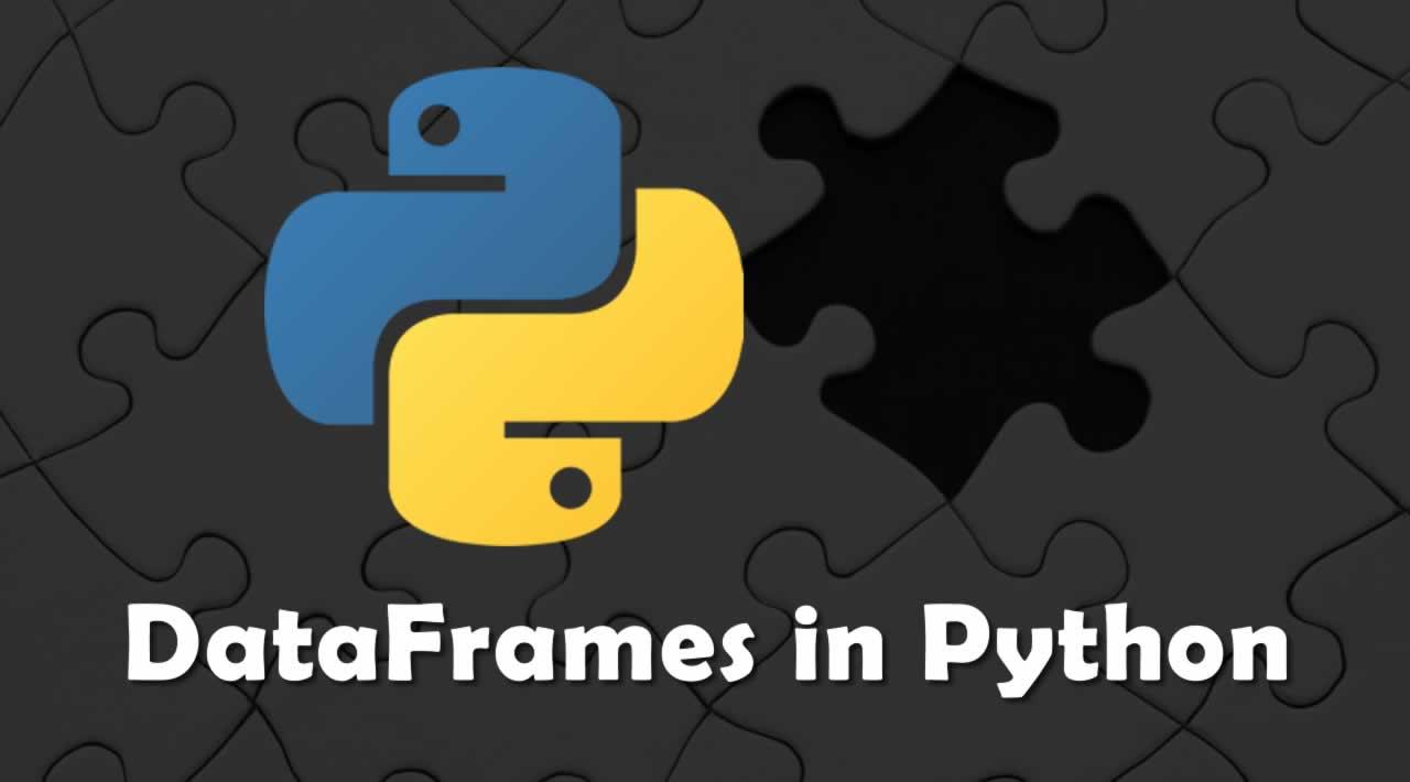 DataFrames in Python