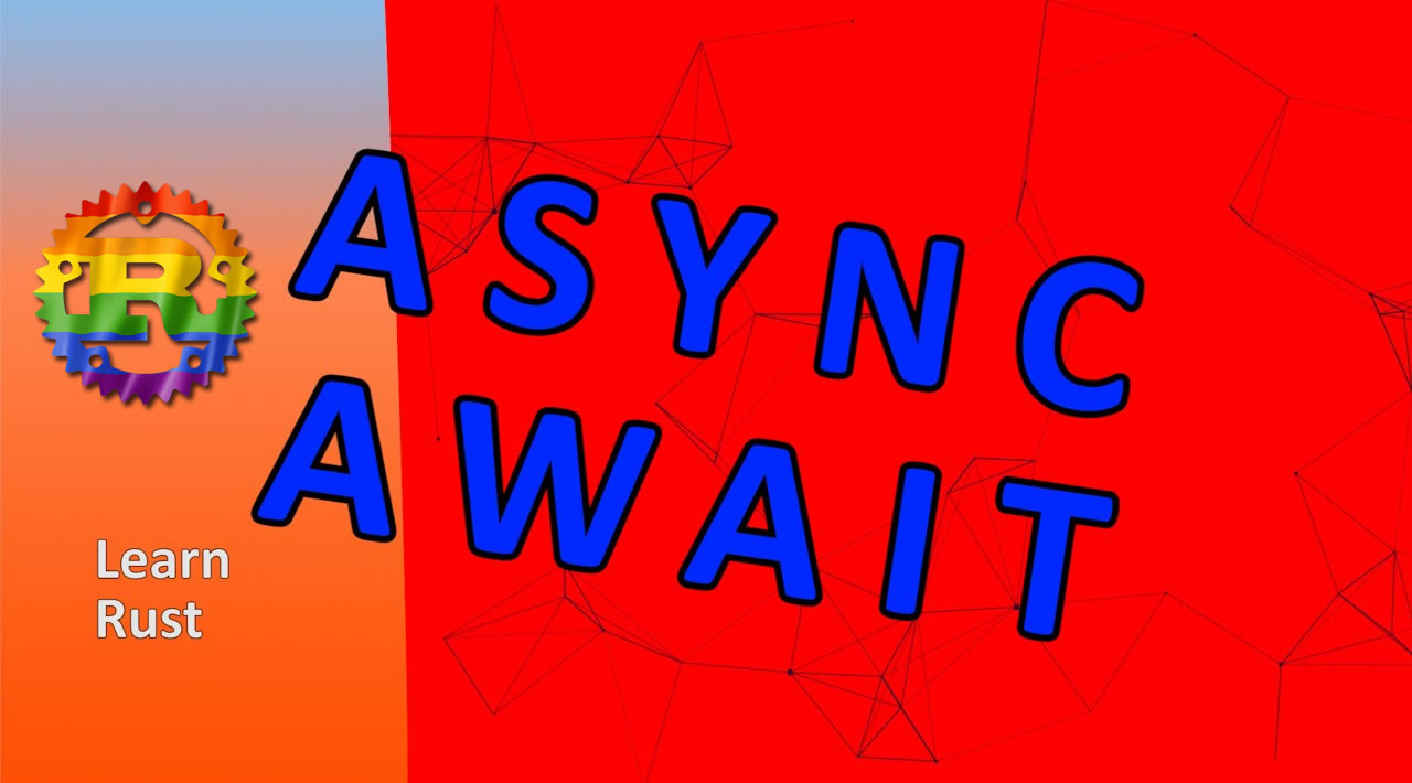 How async/await works in Rust