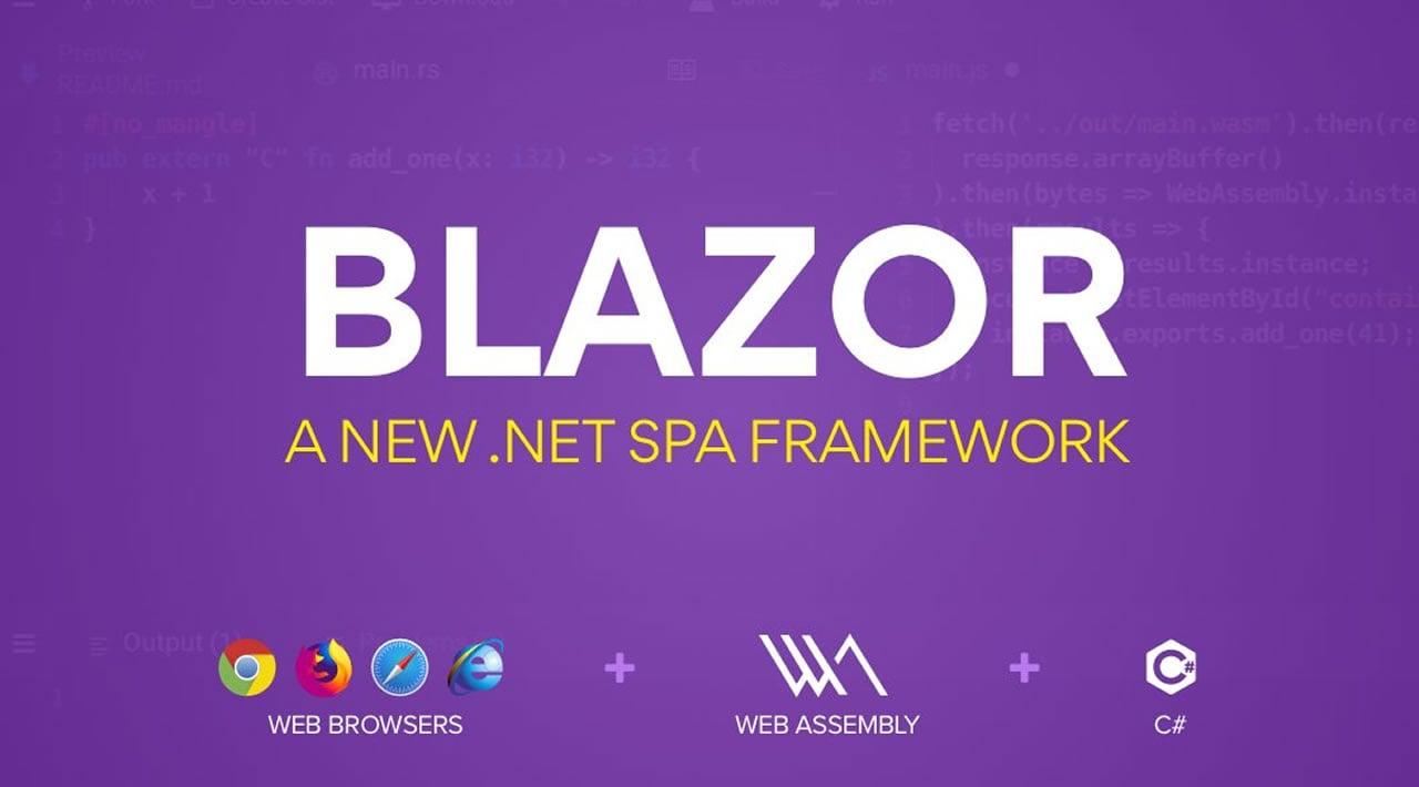 Blazor Tutorial - SPA framework for .NET Developers