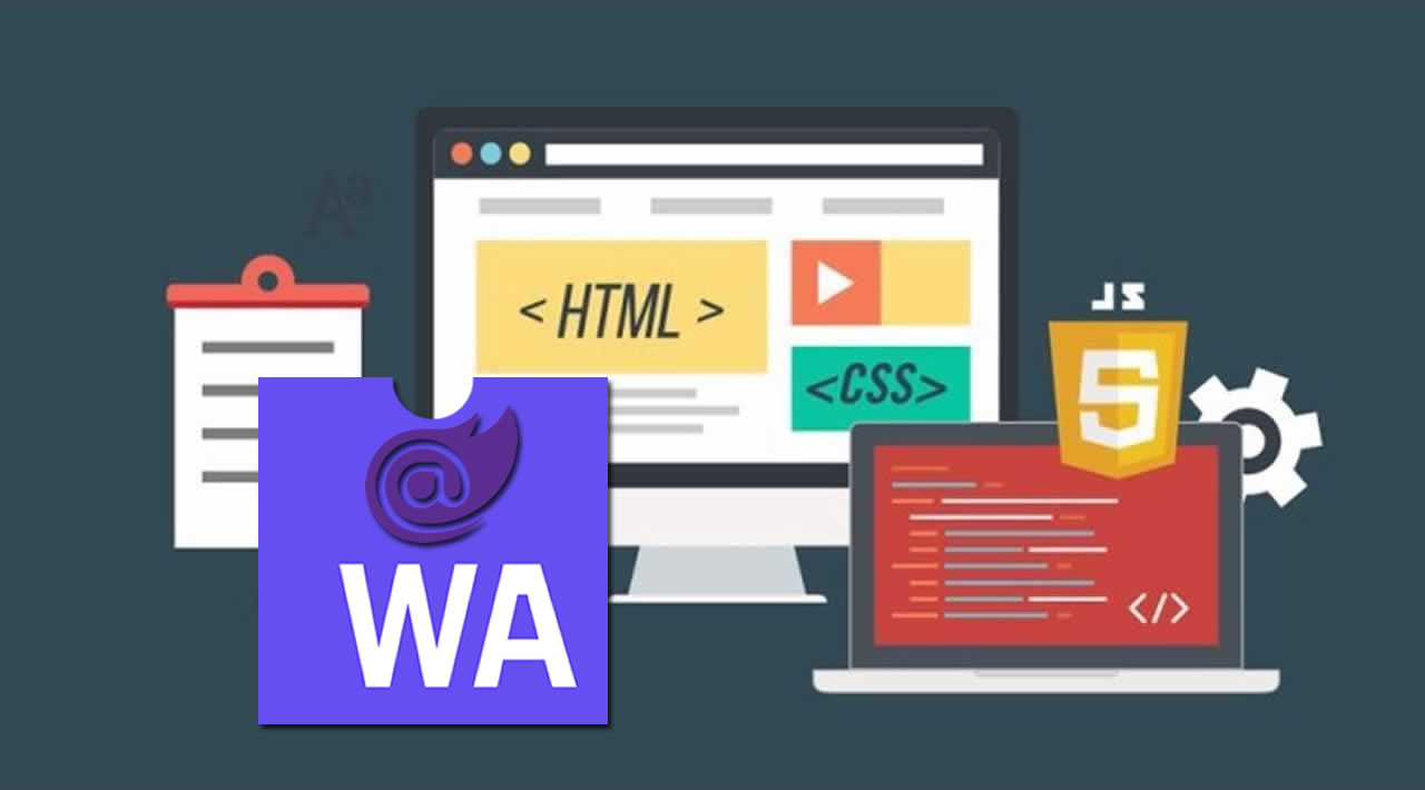 Learn Blazor WebAssembly - Build Your First Web Application