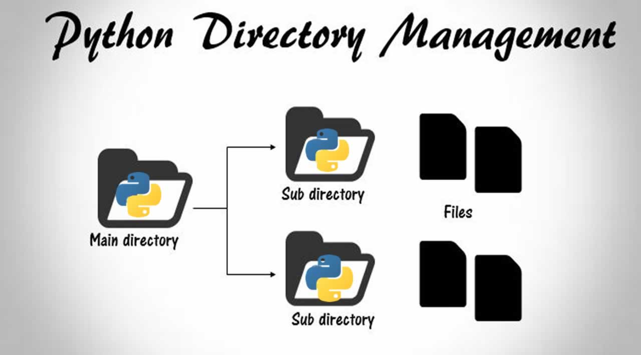 Directory and Files Management in Python