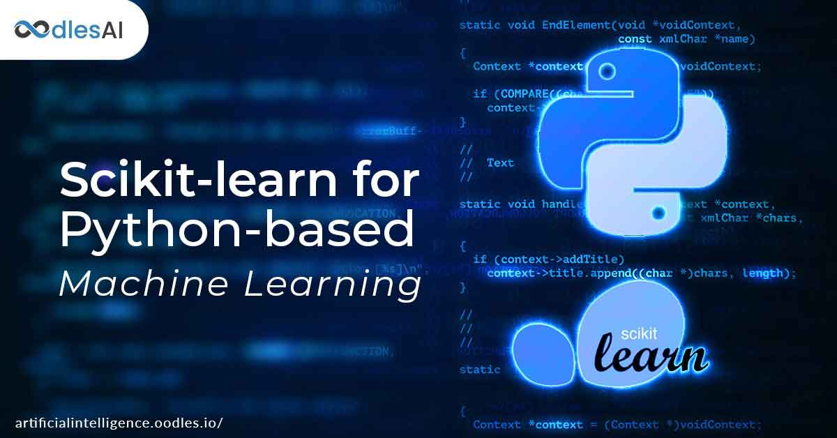 Why Scikit-learn is Optimum for Python-based Machine Learning