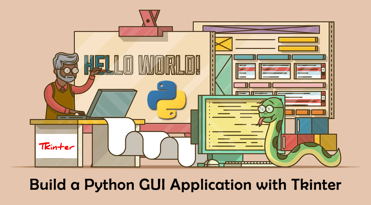 How to Build a Python GUI Application with Tkinter