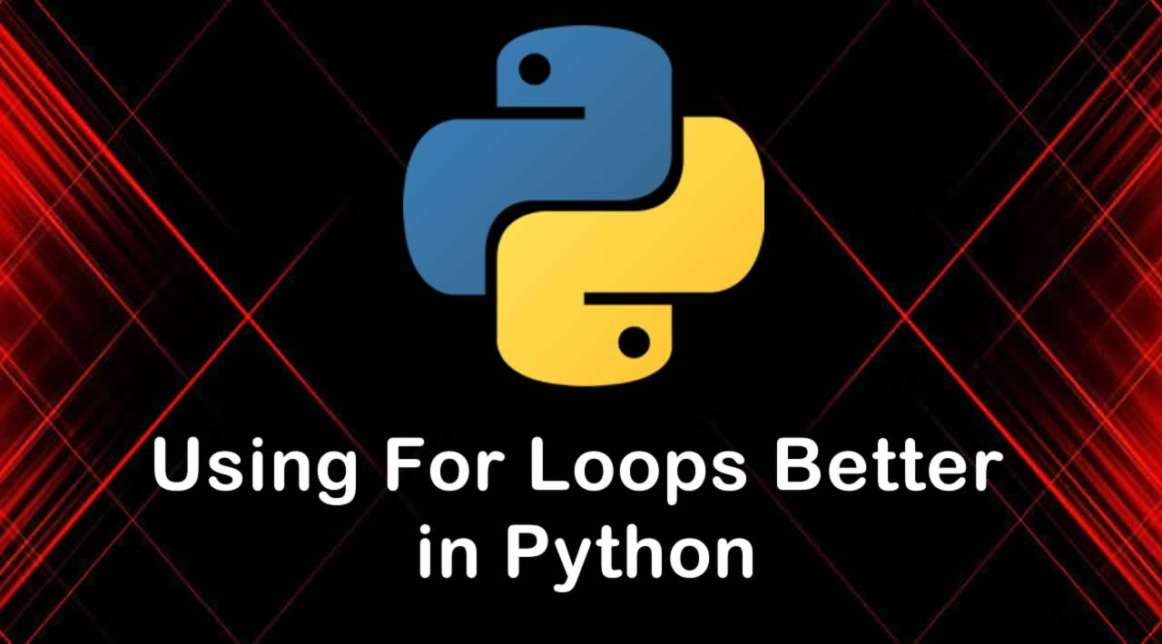 Loop better: A deeper look at iteration in Python