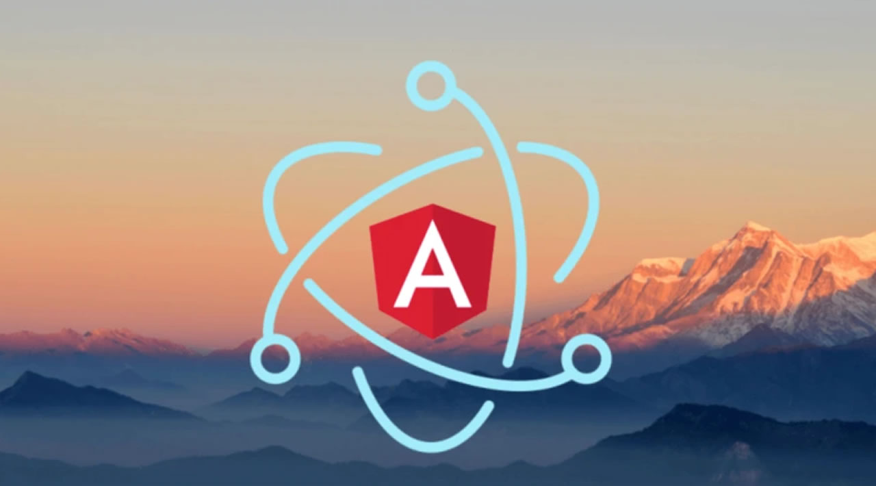 How to build Native Desktop Apps with Angular and Electron