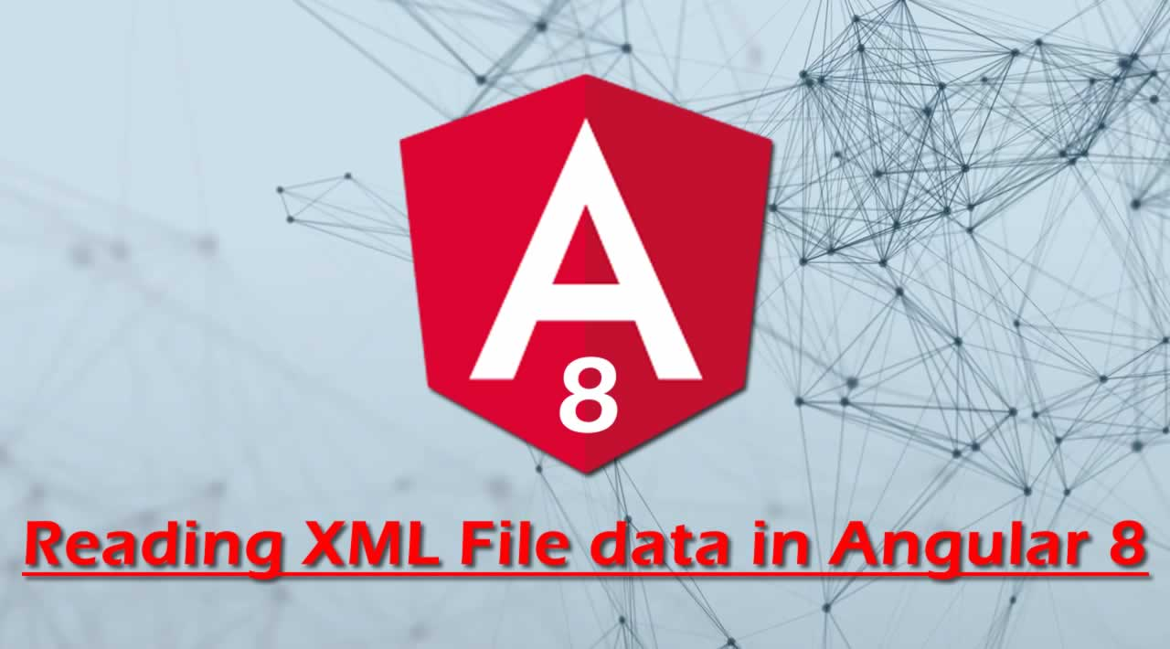 How to Read XML File data in Angular 8