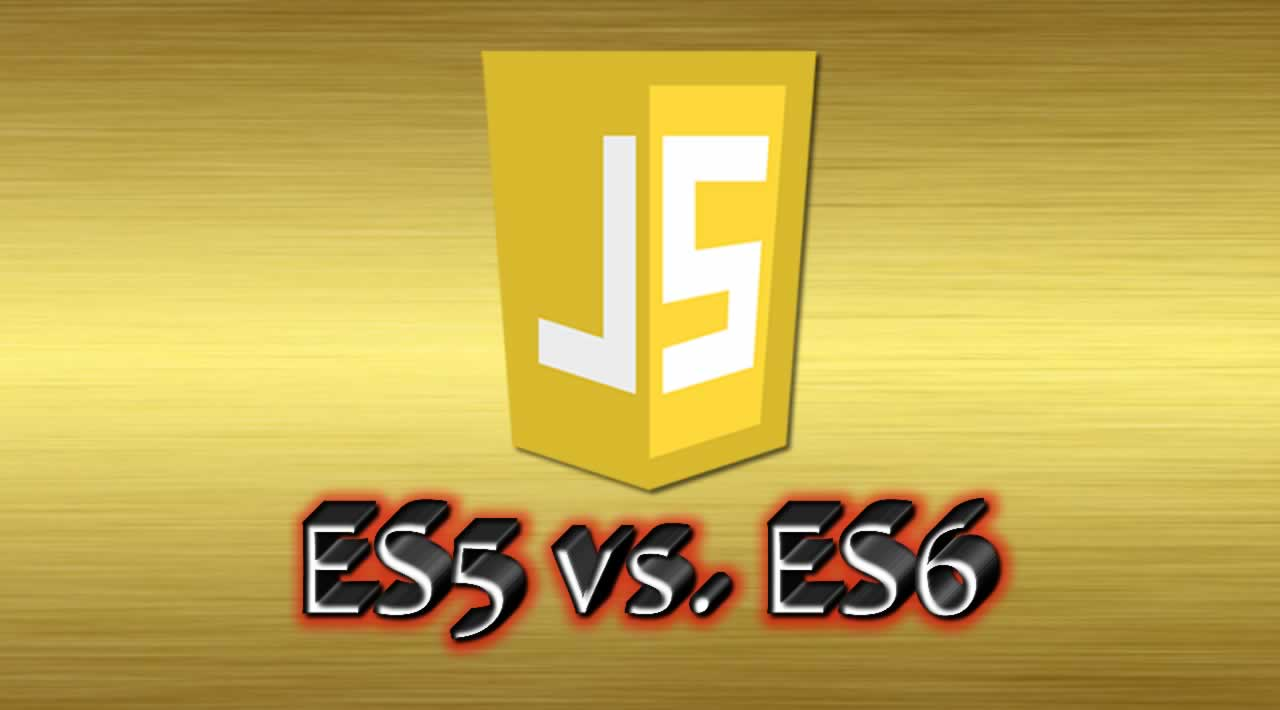 What the difference between ES5 and ES6?