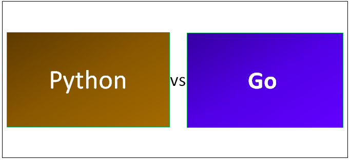 Python vs Go for Web Development – A Comparison of the Programming Languages