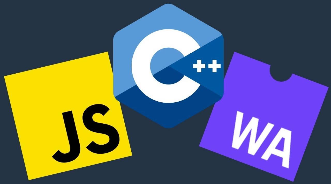 JavaScript vs C++ vs WebAssembly: Speed, Speed, Speed