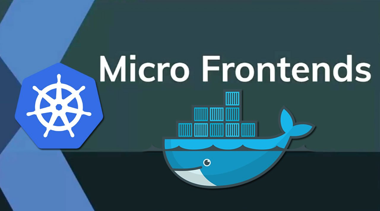 Independent Deployment of the Microfrontends with Docker and Kubernetes
