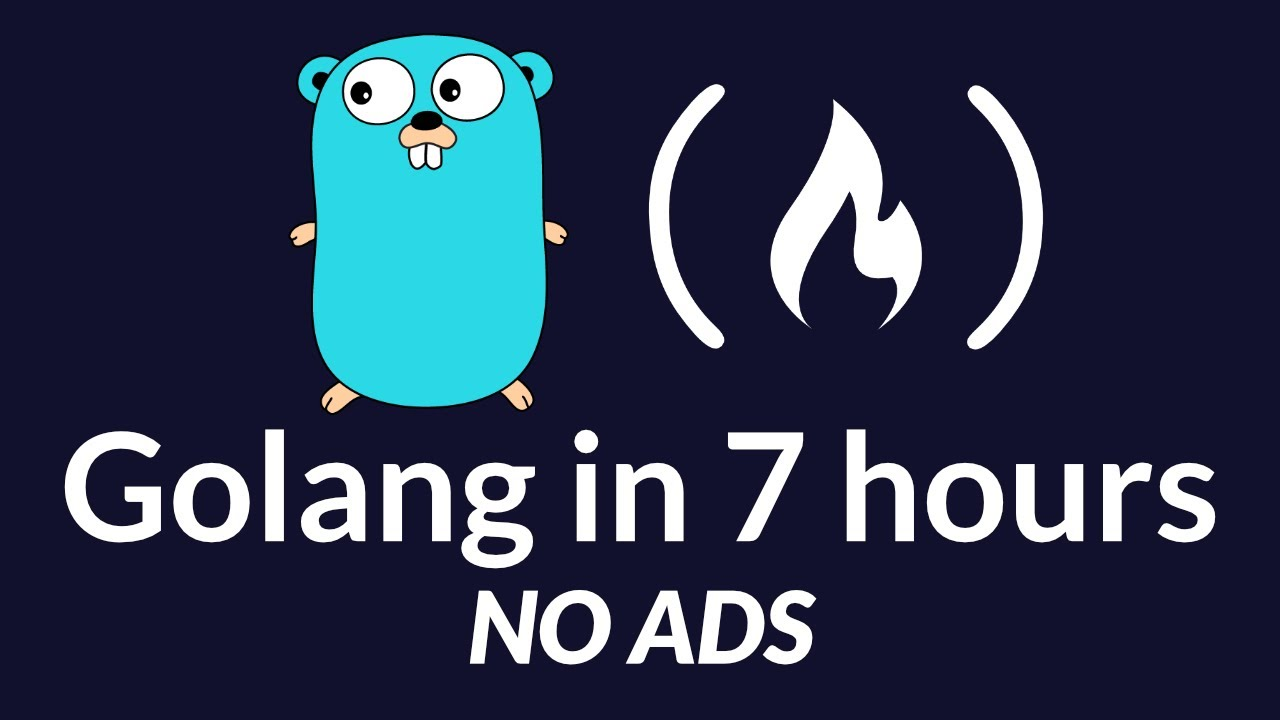Go Programming Language Tutorial | Golang Tutorial For Beginners