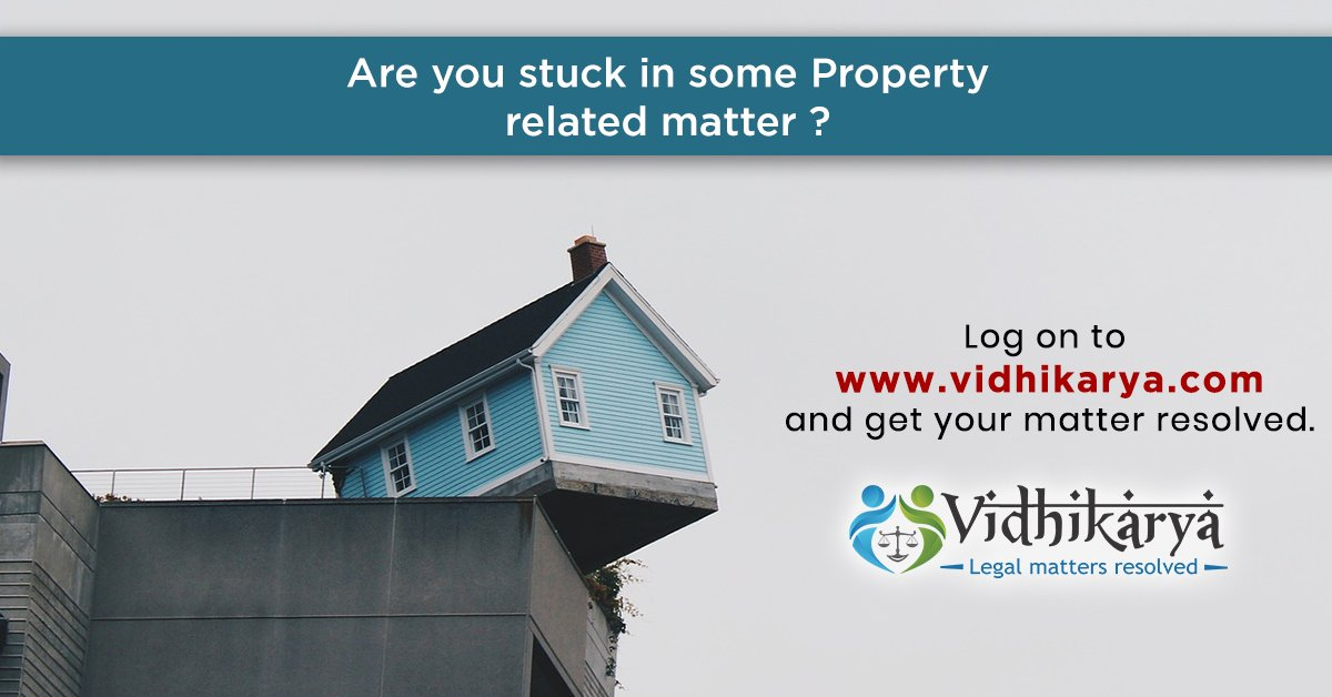 Property Lawyers In India