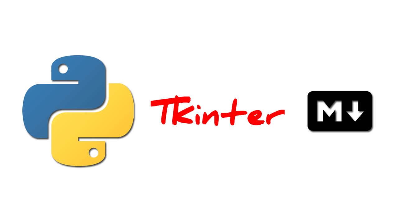 Python and Tkinter Tutorial: Build a Toy Markdown Editor