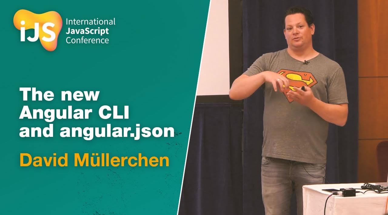 The new Angular CLI and angular.json