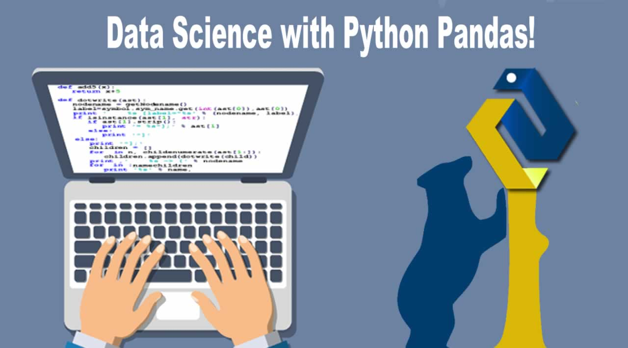 Solving real world data science tasks with Python Pandas!