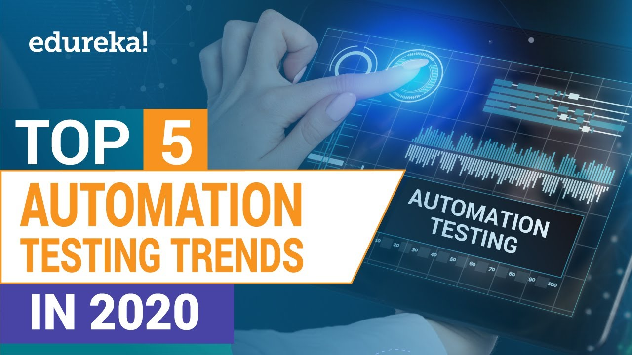 Top 5 Automation Testing Trends in 2020