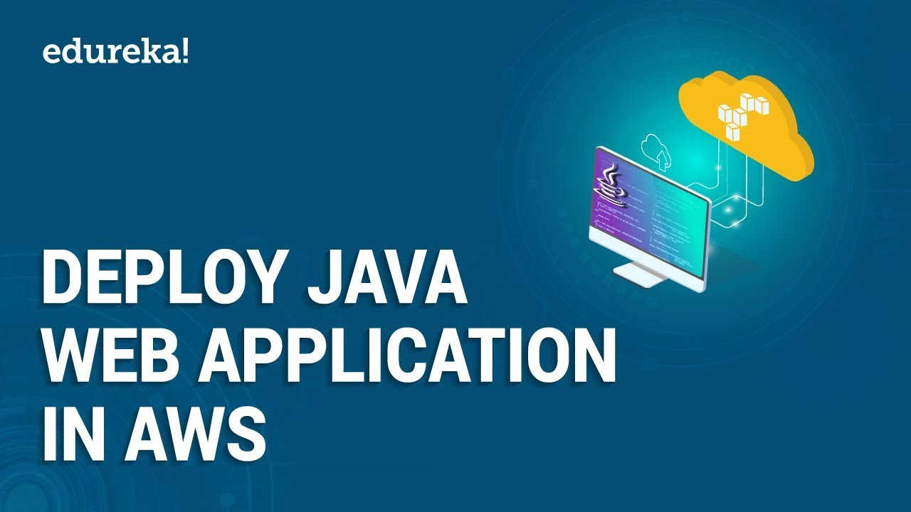AWS Tutorial for Beginners - Deploy Java Web Application in AWS