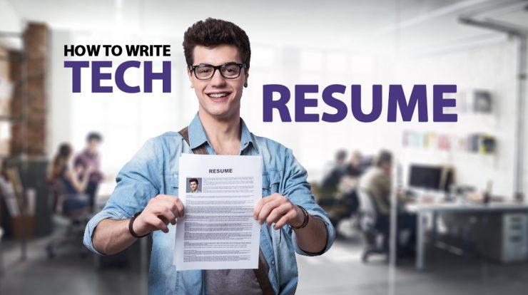 How to Write a Tech Resume