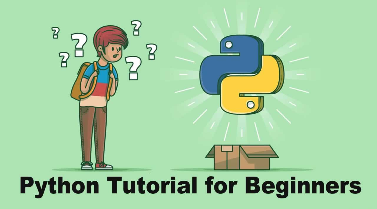 Python Tutorial for Beginners[Step By Step Guide] (2020)