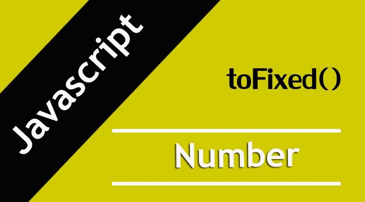 Using `toFixed()` method in JavaScript