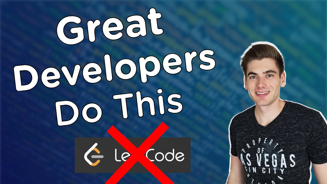 What You Need To Do To Become A Great Developer