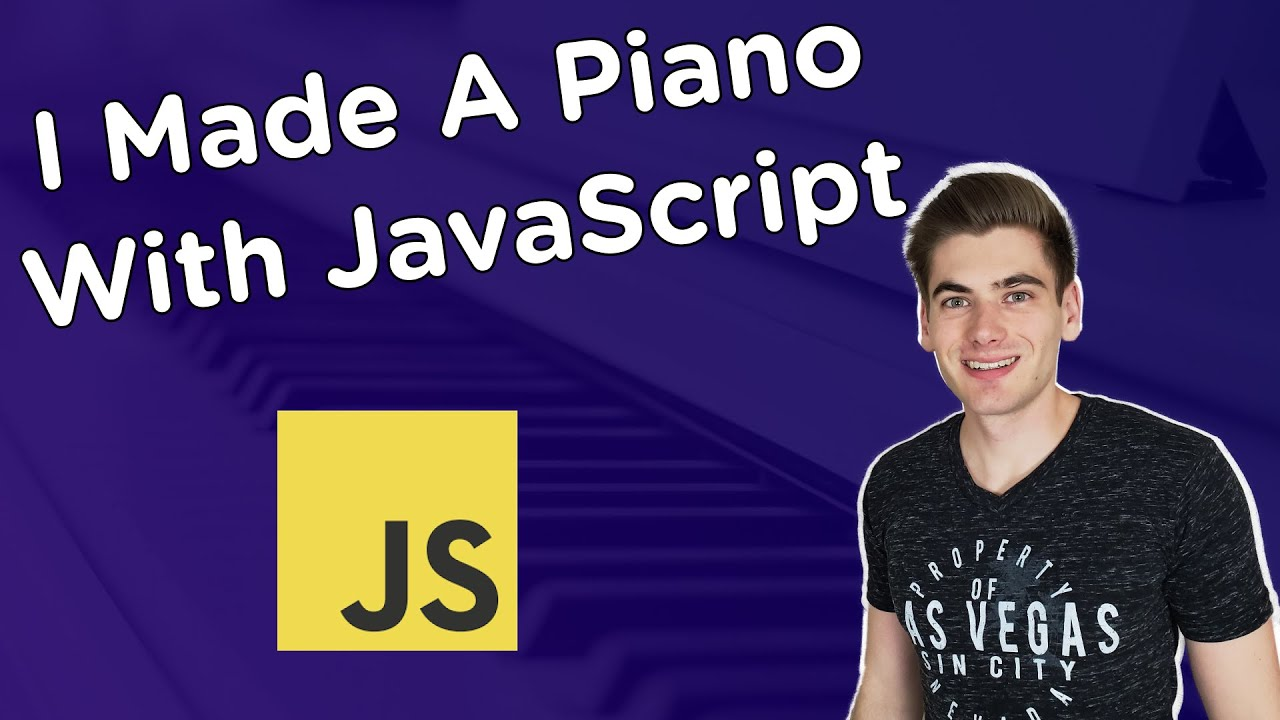Build A Piano With JavaScript