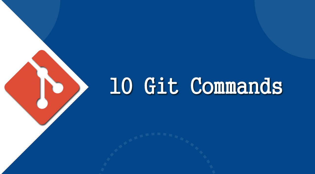 10 Most used Git Commands that Every Developer Should Know