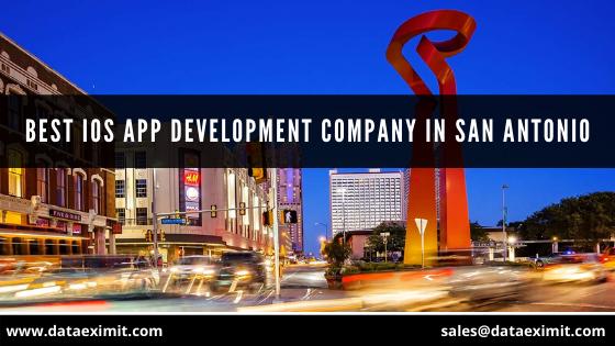 Best iOS App Development Company in San Antonio