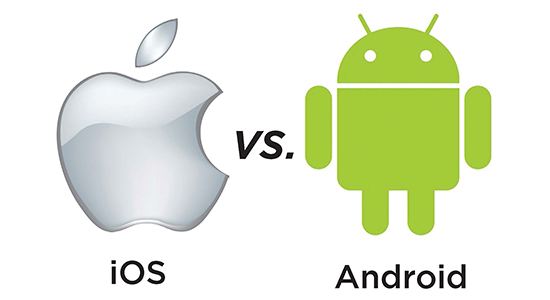 Apple vs Android: Difference and comparison