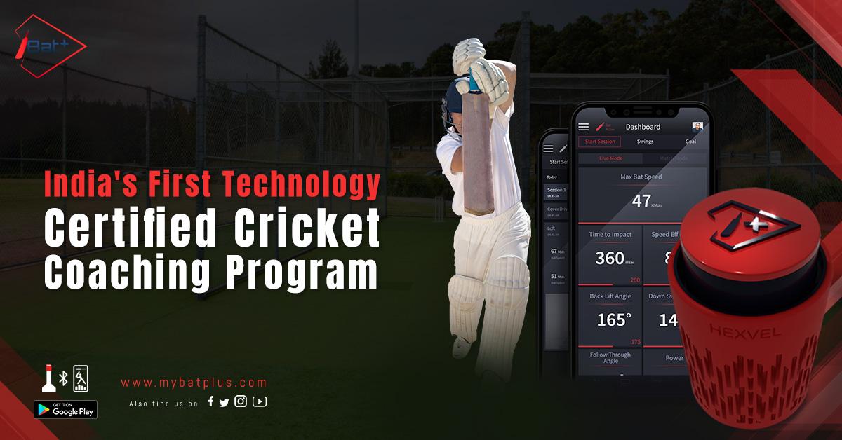 Cricket Batting Analysis With Smart Cricket Bat Sensor