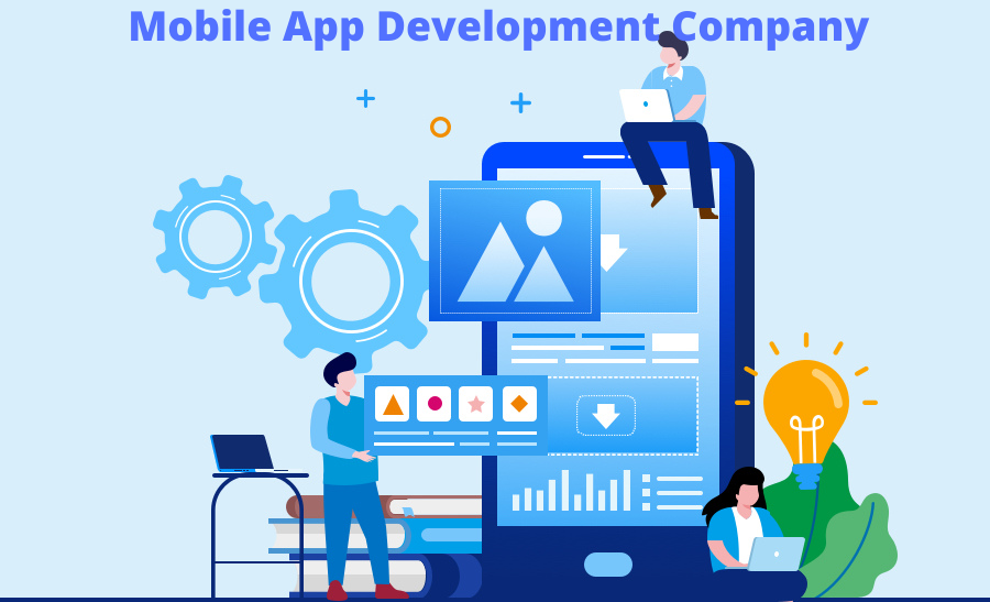 Professional Mobile App Development Company in New York, USA