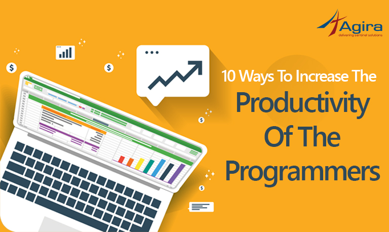10 Ways to Increase Productivity for Programmers