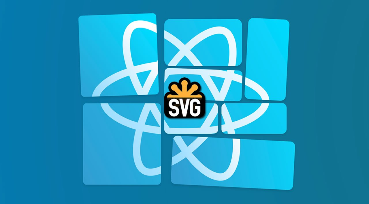 How to use SVGs in React