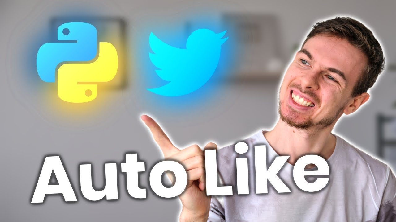 Python Tutorial: How to Create a Twitter Bot that Auto Likes/Retweets