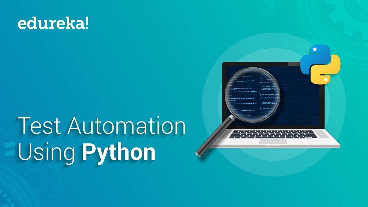 Test Automation Using Python - Selenium Webdriver Tutorial With Python