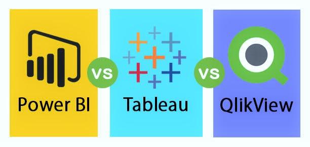 The Ultimate Guide to Tableau Vs. Power BI Vs. Qlik
