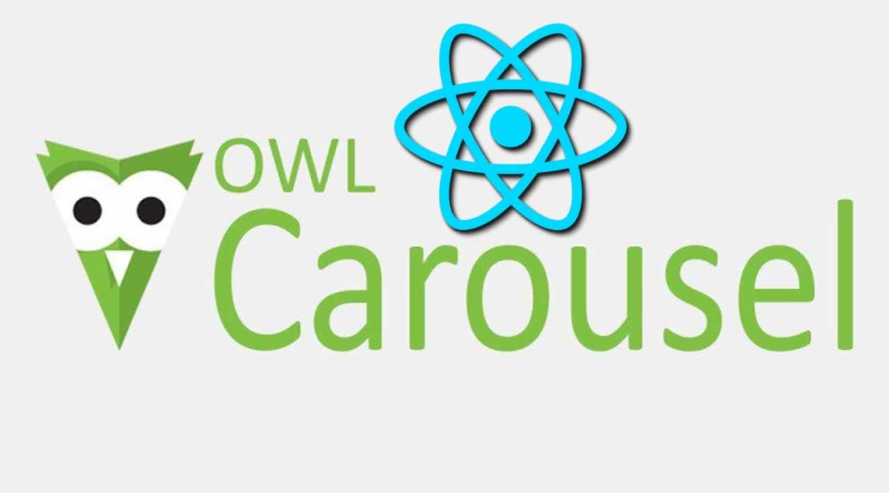 Using Owl Carousel in ReactJS