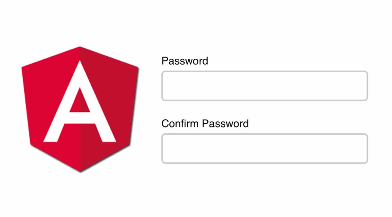 How to Confirm password validation in Angular