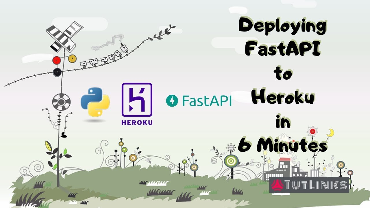 Create and Deploy FastAPI App to Heroku