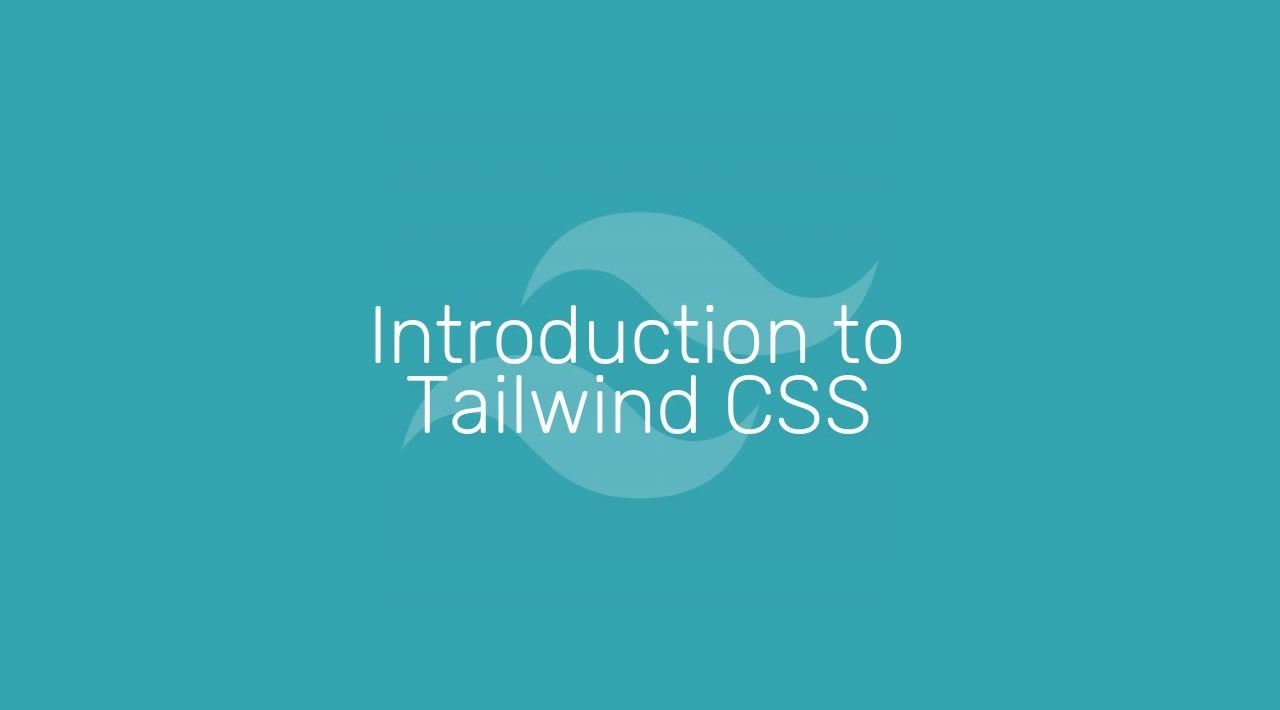 Introduction to Tailwind CSS: A Utility-First CSS Framework