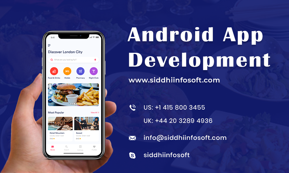 Android App Development Company | Android App Development Services
