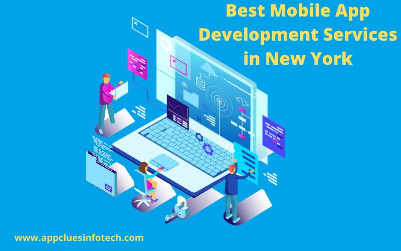 Best Mobile App Development Services in New York