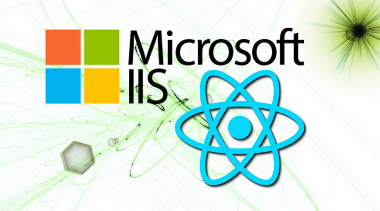 How to Create and Deploy React Application On IIS-server
