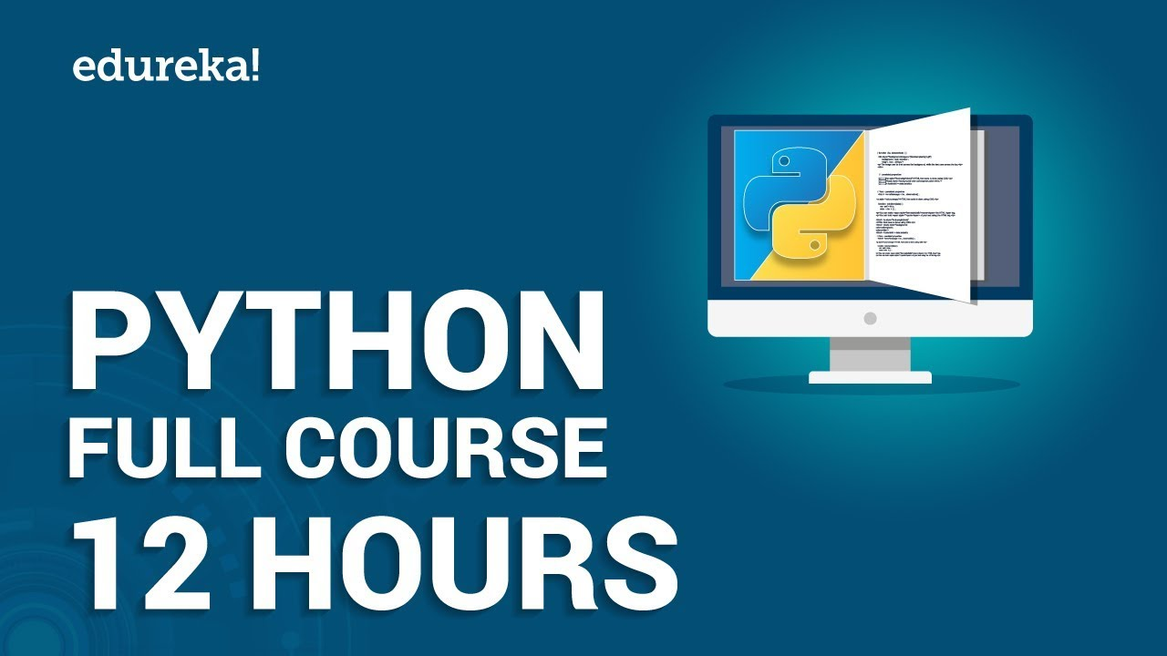 Python Tutorial For Beginners - Learn Python Full Course in 12 Hours