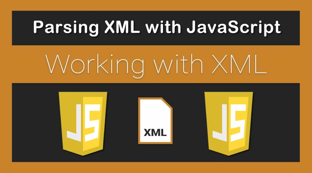 Parsing XML with JavaScript