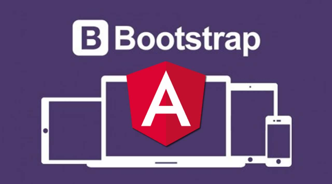 Installing Bootstrap in Angular Project with 2 simple steps