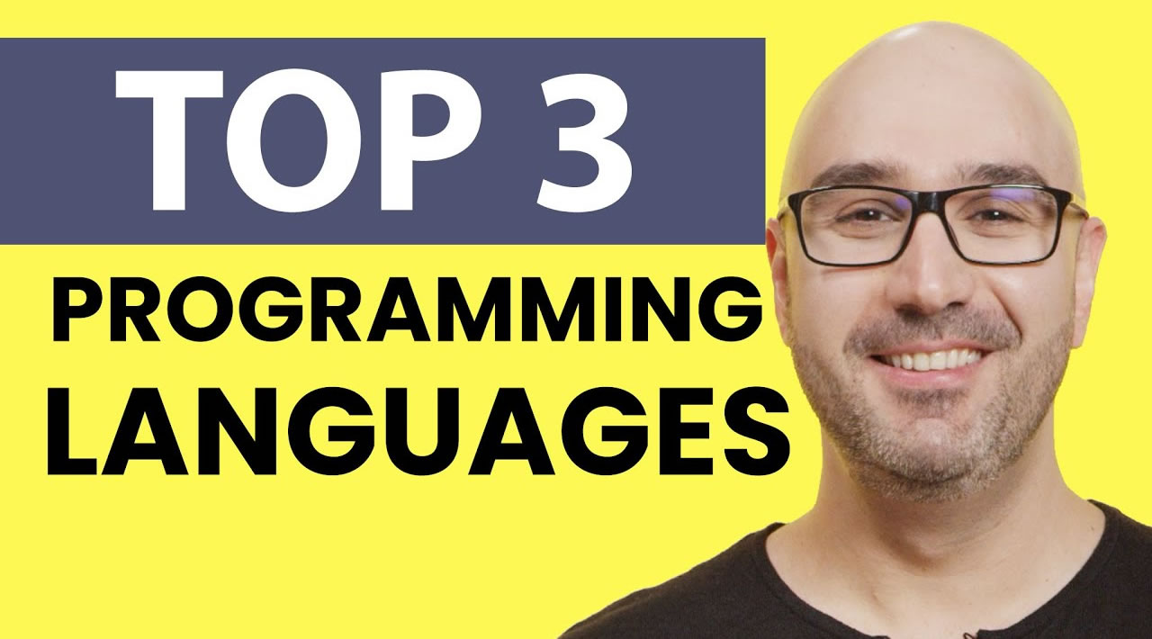 Top 3 Programming Languages to Learn in 2020